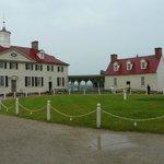Mount Vernon avec vue sur le Potomac