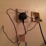 Curious wiring