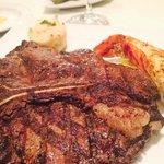 Steak at Surf n Turf