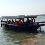 Daily Free Boat Cruise On Thu Bon River