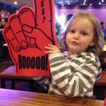 Wrestling foam finger :)