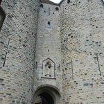 Narbonnaise Gate [ Main entrance]