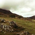 View climbing Cadair Idris