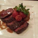 The steak bravette is superb
