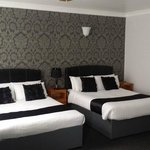 Quad Room / Two double beds