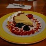 Key Lime Pie (el mejor que comimos)