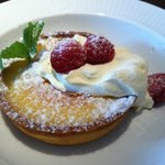Lemon Tartlet/Tarte au Citron: thanks for this lovely dessert!!