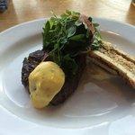 8oz Filet Steak with Bone Marrow
