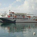 Captain Dimitris - trip to Nissyros