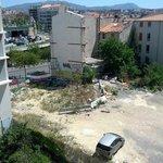 3ème étage.. holiday inn st charles Marseille