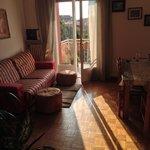 Living/breakfast room
