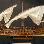 Maritime Museum exhibit