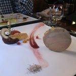 Foie gras (entrée)