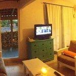 Main living area of Casita 8