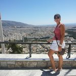 top of lycabettus hill