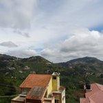 View of Palani hills