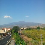Etna..view from room