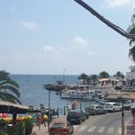 Perfect view from the best balcony in es Cana xx