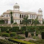 External Palace View