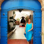 Welcome to a place of tranquility, the lovely Riad Dar L'Oussia!