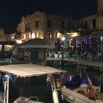 Venetian Harbour Rethymnon