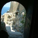 Линдос - крепость