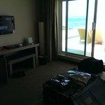 Master Suite Room 625 - bedroom