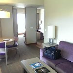 Master Suite Room 625 - Lounge