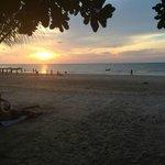 Nai Yang Beach Sunset