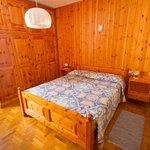 Camera da letto Appartamento Cervo 1o Piano Casa Michela