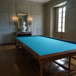 Le Petit Trianon et la Salle de Billard