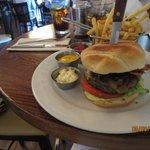The Coupa Burger