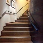 scale per accedere ai piani superiori
