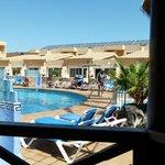 1 des 3 piscines de l'hotel