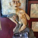 Model of Gollum