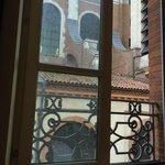 Vue sur la Cathédrale Notre-Dame Montauban