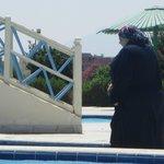 frequentatrici della piscina