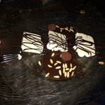 Ottimo semifreddo con cioccolato fondente!