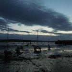 tramonto a skerryes