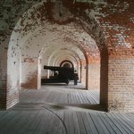 Brick Arches and Cannon