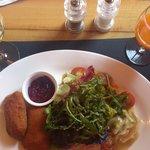 Interlaken - Restaurant Taverne - daily lunch for 18.50 CHF