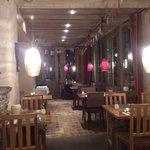 Interlaken - Restaurant Taverne - ambiance