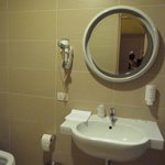 salle de bain miroir lumineux sympa