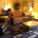 Apartment Suite Living Room