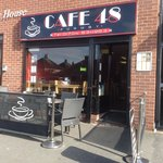 Cafe 48, the friendly cafe