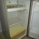 """Réfrigérateur = mini bar = antiquité ! avant """"changement"""""""