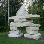 Welcome Inuksuk