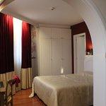 спальня, вид из гостиной