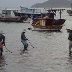 Estatua dos tres pescadores