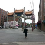 Located on the edge of Vancouver's historic Chinatown.